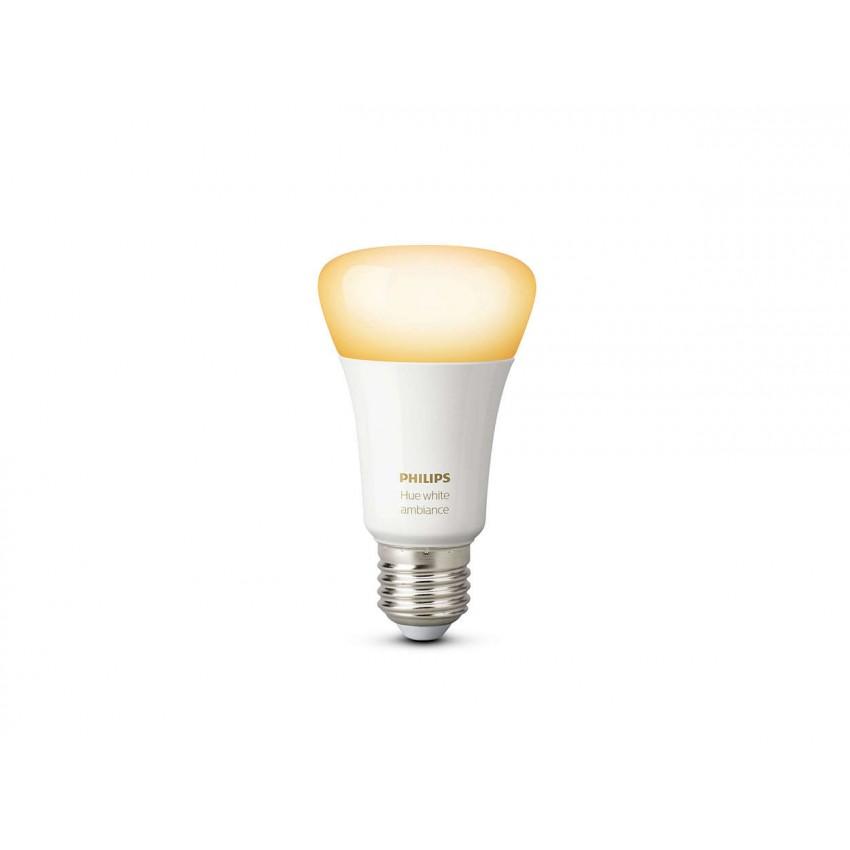 led lampe philips hue ambiance e27 9 5w ledkia deutschland. Black Bedroom Furniture Sets. Home Design Ideas
