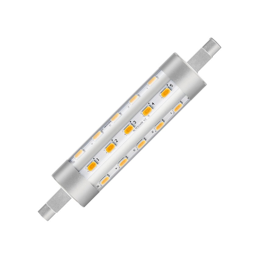 Led Lampe R7s Philips Corepro 118mm 14w Ledkia