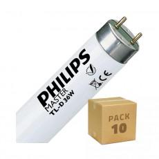 Leuchtstoffröhre Philips T8 1200mm Zweiseitige Einspeisung 36W