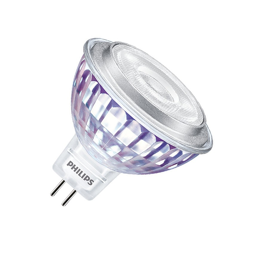 LED Lampe GU5.3 MR16 Philips 12V SpotVLE 7W 36º - Ledkia Deutschland