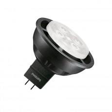 LED Lampe GU5.3 MR16 Philips 12V SpotMV 8W 36º Black