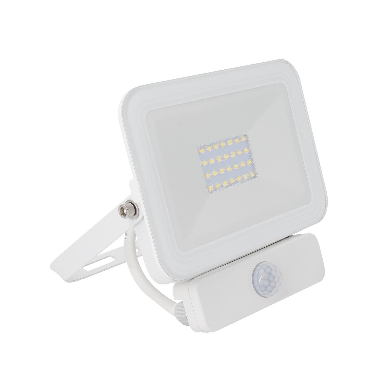 LED Strahler Slim mit Bewegungsmelder PIR 20W - Ledkia Deutschland