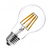LED-Lampe E27 A60 6W Klassisches Filament A60 6W