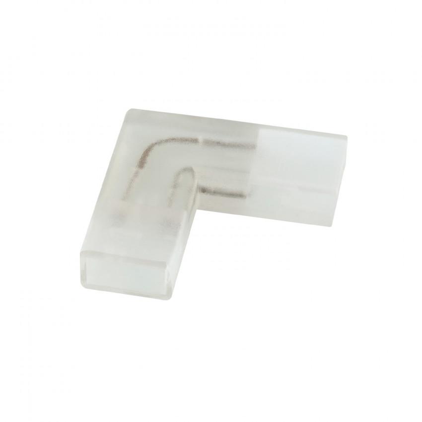 """Verbindung Typ"""" L"""" für LED-Streifen 220V AC Einfarbig Schnitt jede 100cm"""