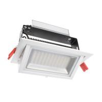 LED-Strahler Samsung 120lm/W Schwenkbar Rechteckig 48W