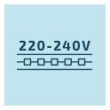 LED Streifen 220V-240V AC