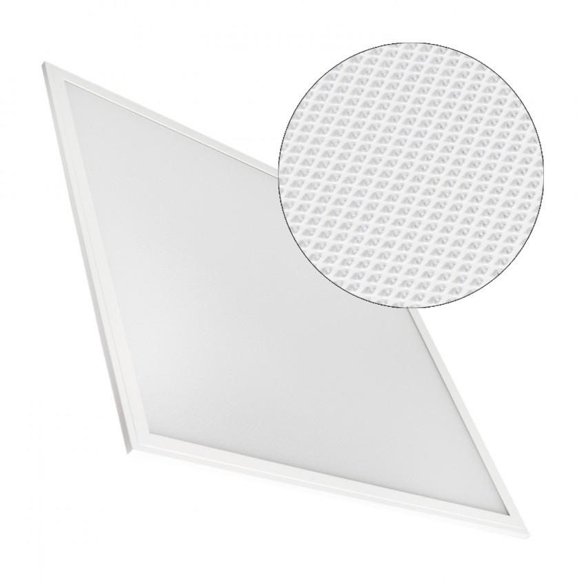 Panneau LED Slim 60x60cm 40W 4000lm Microprismatique (UGR17)