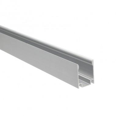 Profilé en Aluminium de 1m pour Néon LED Flexible Monochrome