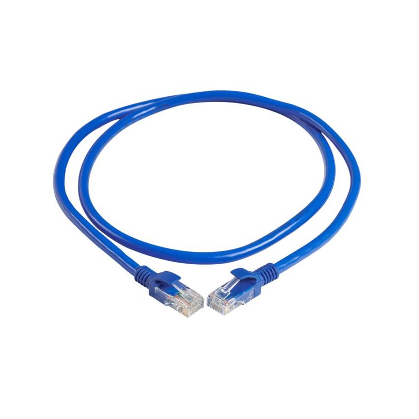 Câble Réseau UTP Ethernet RJ45 CAT6 Cordon de Raccordement 1m
