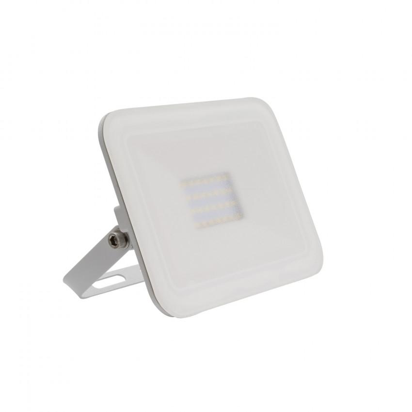 Projecteur LED Slim Crystal 20W Blanc
