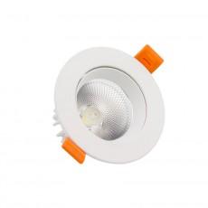 Foco LED Downlight Circular COB 12W Blanco