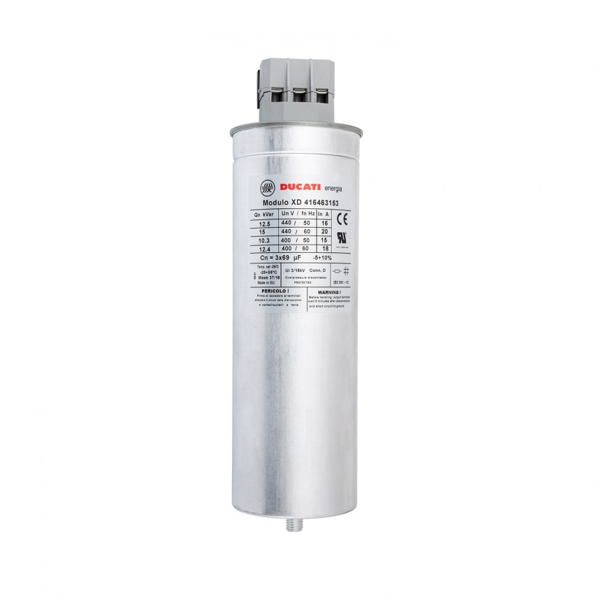 Condensateur Triphasé Stinson MAXGE 440V AC