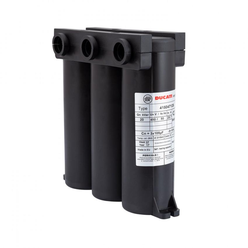 Condensateur Triphasé Mosby MAXGE 450V AC