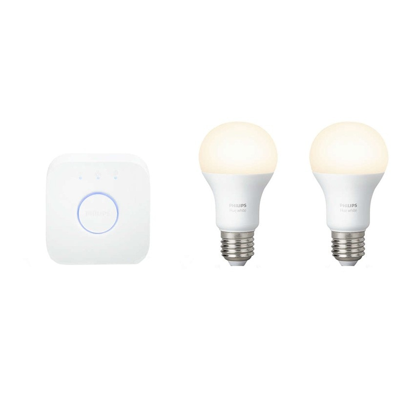 Kit de Inicio Philips Hue E27 White