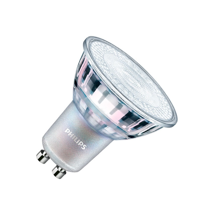 Ampoule LED GU10 Dimmable PHILIPS CorePro MAS spotVLE Dimmable 4.9W 36°