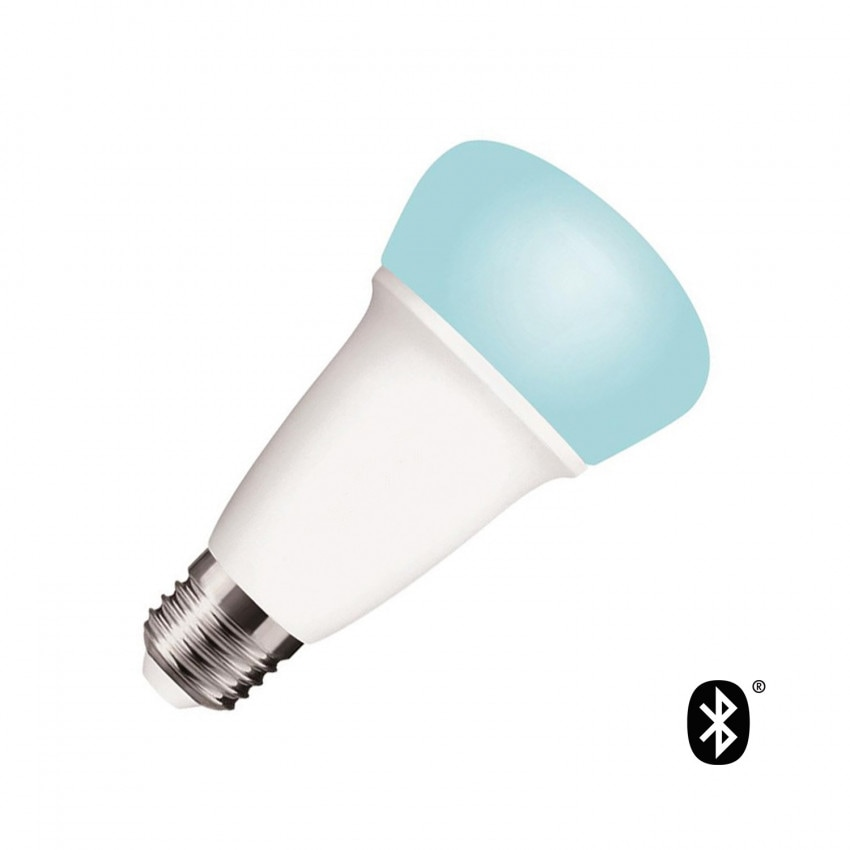 Ampoule LED Smart Bluetooth E27 Dimmable RGBW 9W