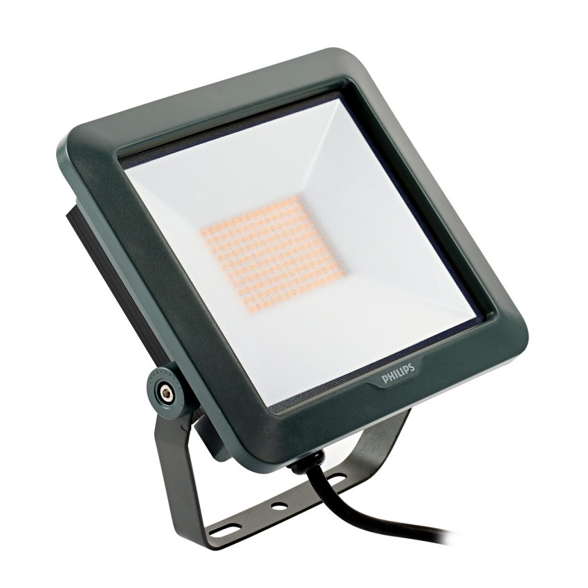 Projecteur led floodlight mini 50w bvp105 ledkia france - Projecteur led 50w ...