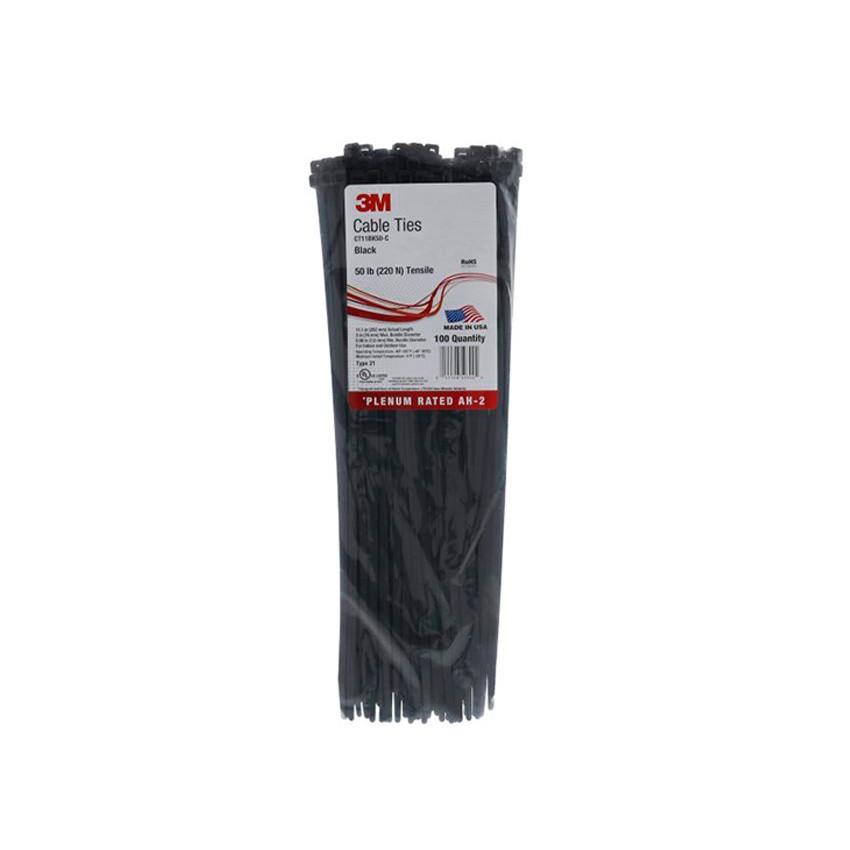 Colliers de Serrage pour Extérieur Scotchflex™ 3M™ FS 280 CWC C-C 4,5mm x 280 mm