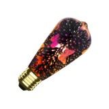 Bombilla LED E27 Regulable Filamento Valencia ST64 3.5W