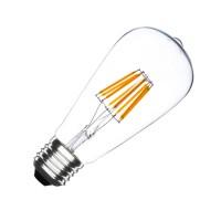 Ampoule LED E27 Dimmable Filament Lemon ST58 5.5W