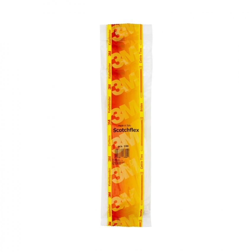 Colliers de Serrage Scotchflex™ 3M™ FS 280 C-C 4,5mm x 280 mm