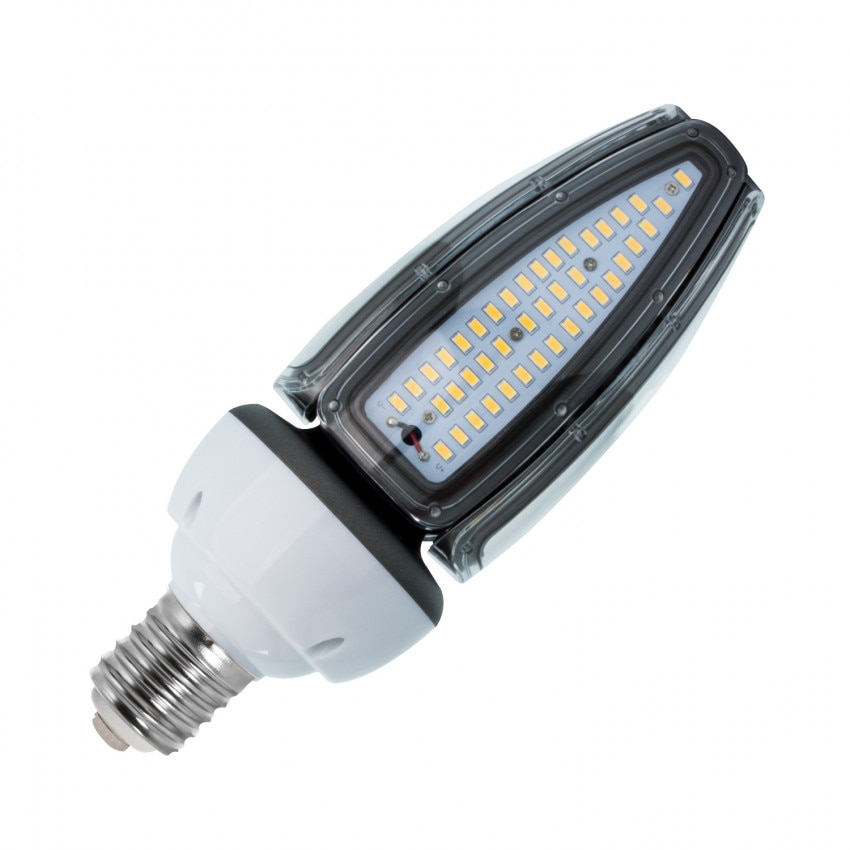 Lampe LED Éclairage Publique Corn E40 50W IP65