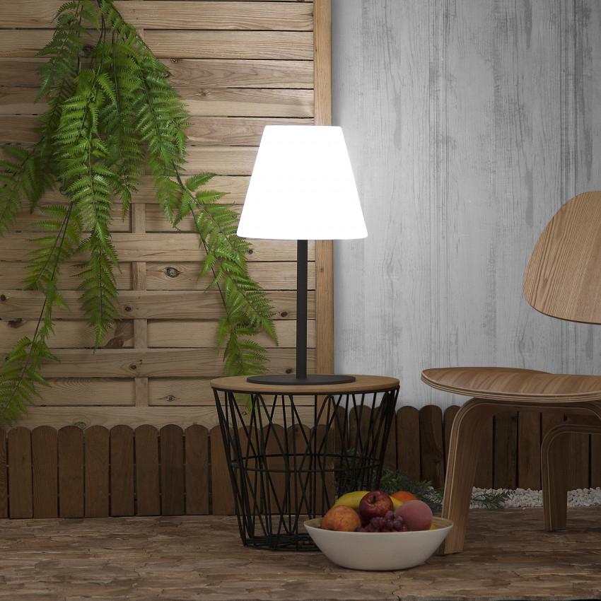 Lampe de Table LED Solaire Larso