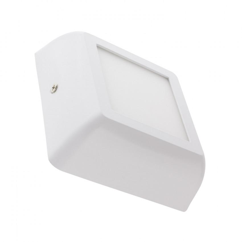 Plafonnier LED Carré Design 6W White