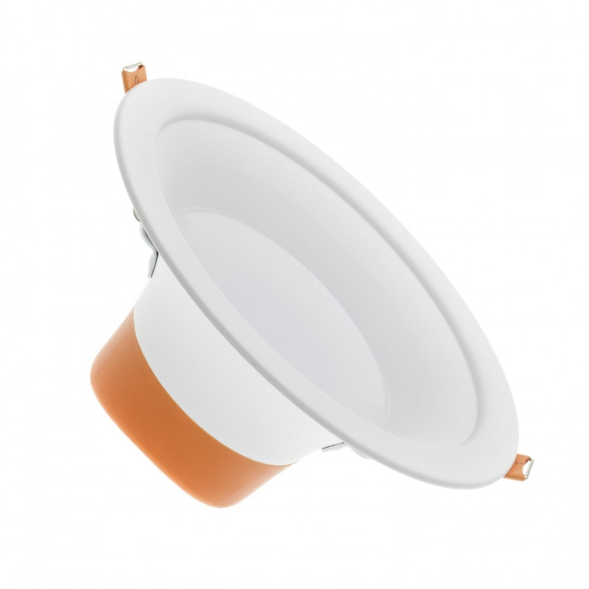 Downlight LED Lux 12W (UGR19) Coupe Ø 125 mm