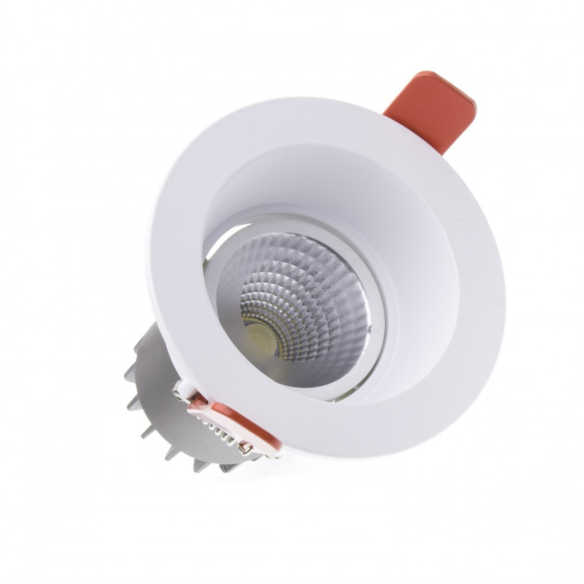 Spot LED CREE-COB Manhattan 10W LIFUD (UGR 19) Coupe Ø 80 mm