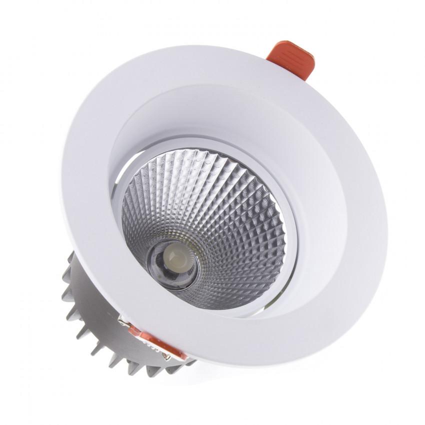 Spot Downlight LED CREE-COB Manhattan 20W LIFUD (UGR 19) Coupe Ø 105mm