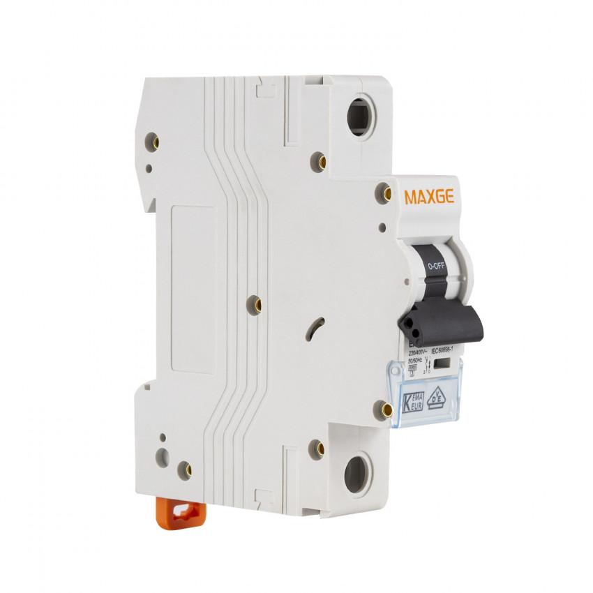 Disjoncteur Automatique Résidentiel MAXGE 1P-6kA 6-40A