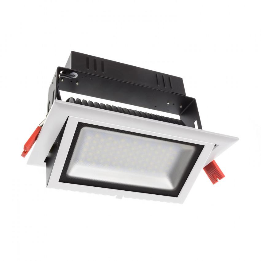 Projecteur LED SAMSUNG 120lm/W Orientable Rectangulaire Design 38W LIFUD