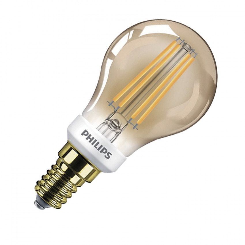 Ampoule LED E14 Dimmable Filament PHILIPS 5W