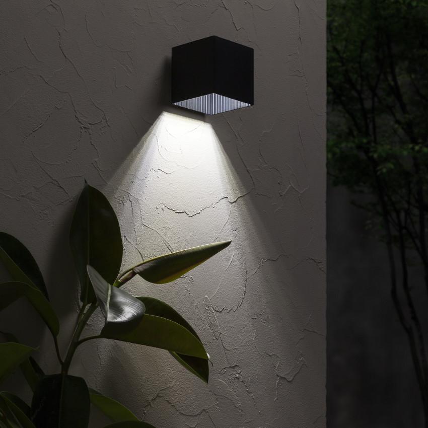 Applique LED Solaire Rabat avec Détecteur Mouvement Radar IP65
