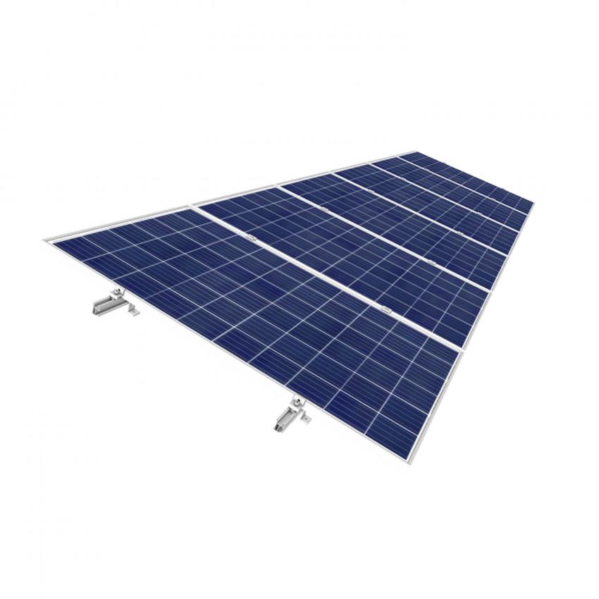 Structure Coplanair pour Panneaux Solaires