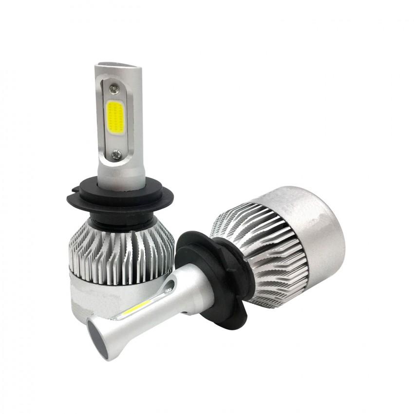 KIT Ampoules LED COB H3 20W pour voiture ou moto