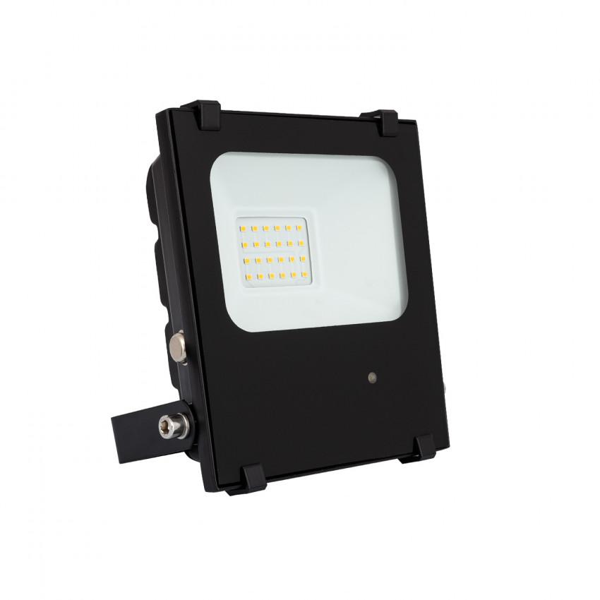 Projecteur LED avec Détecteur de Mouvement Radar 20W 140lm/W HE PRO Dimmable