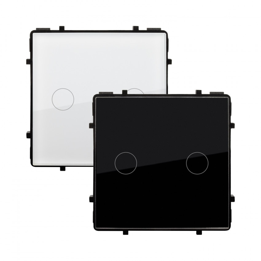 Interrupteur Tactile Double Modern