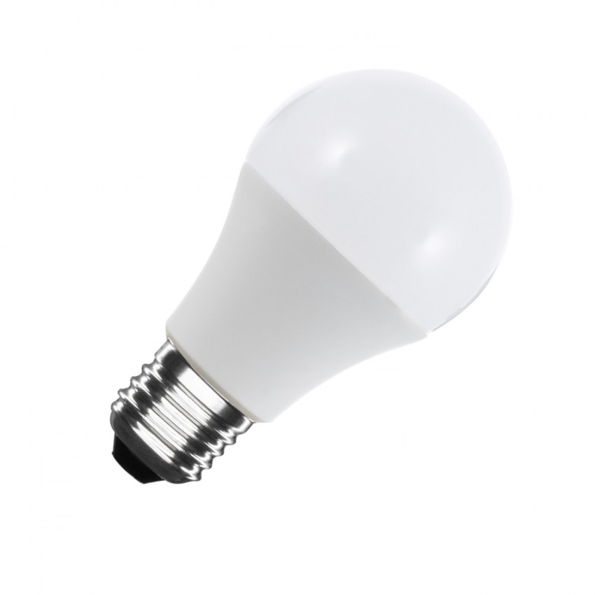 Ampoule LED E27 A60 12V DC 120º 6W