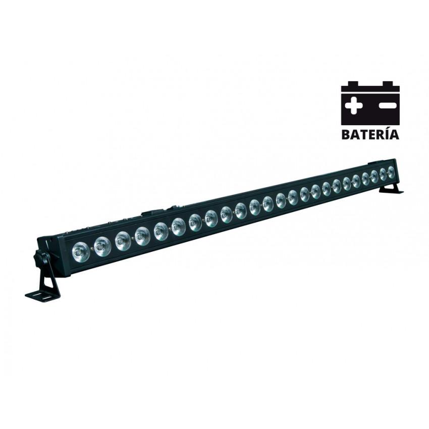 Linéaire LED Equipson MBAR 4 72 BAT RGB DMX 72W avec Batterie