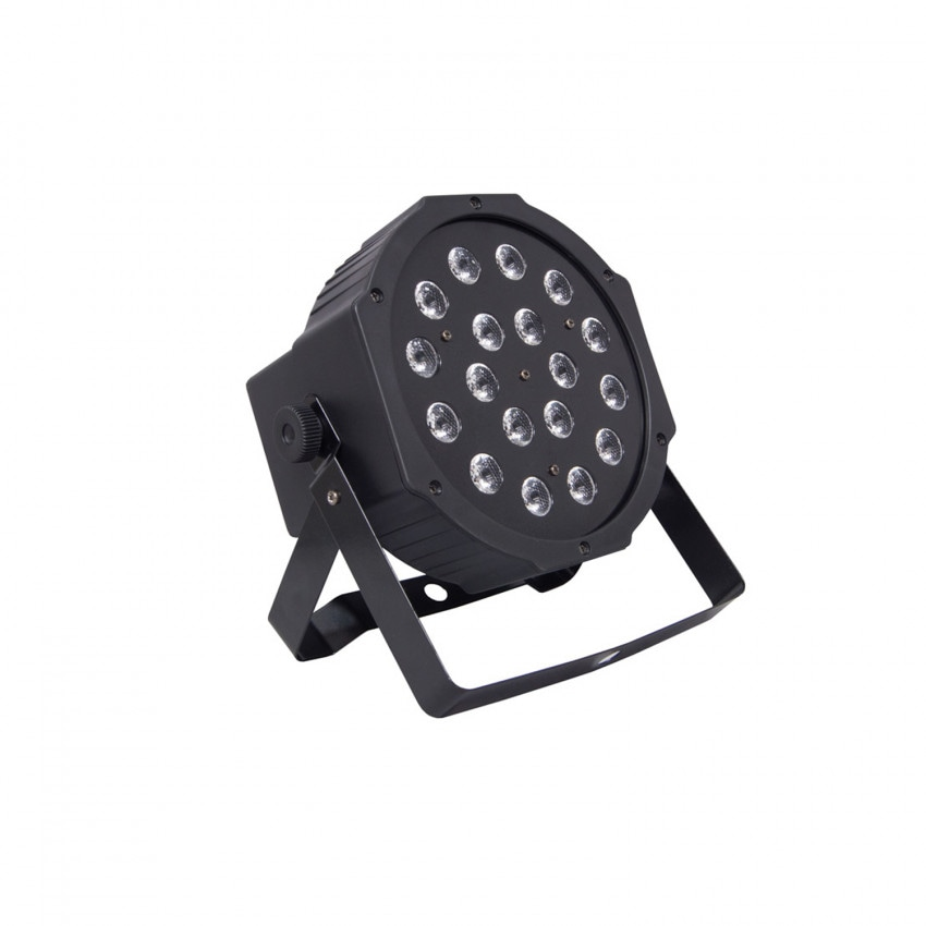 Projecteur LED Equipson SUPERPARLED ECO 18 RGB DMX 18W