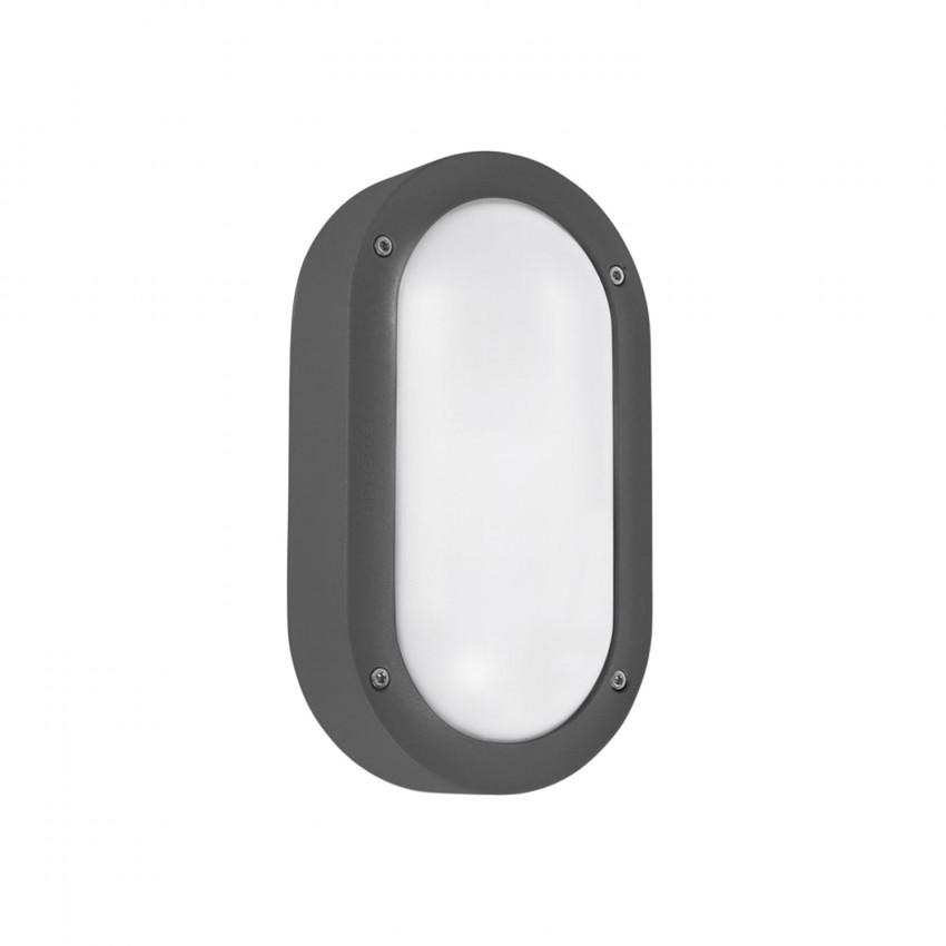 Applique LED Basic Aluminium 7.4W IP65 LEDS-C4 Gris Urbain 05-9886-Z5-CL