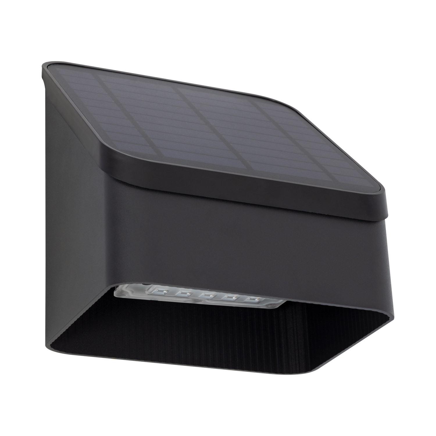 applique led solaire namib avec d tecteur mouvement radar ip65 ledkia france. Black Bedroom Furniture Sets. Home Design Ideas