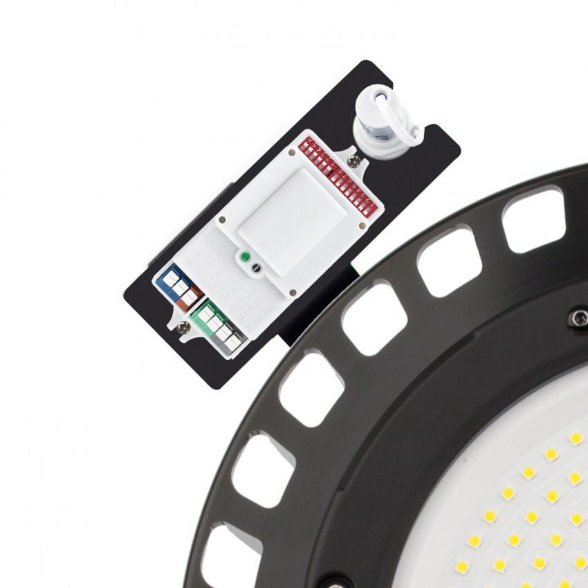 Kit Support + Détecteur de Mouvement + Capteur Crépusculaire pour Cloche LED UFO SAMSUNG