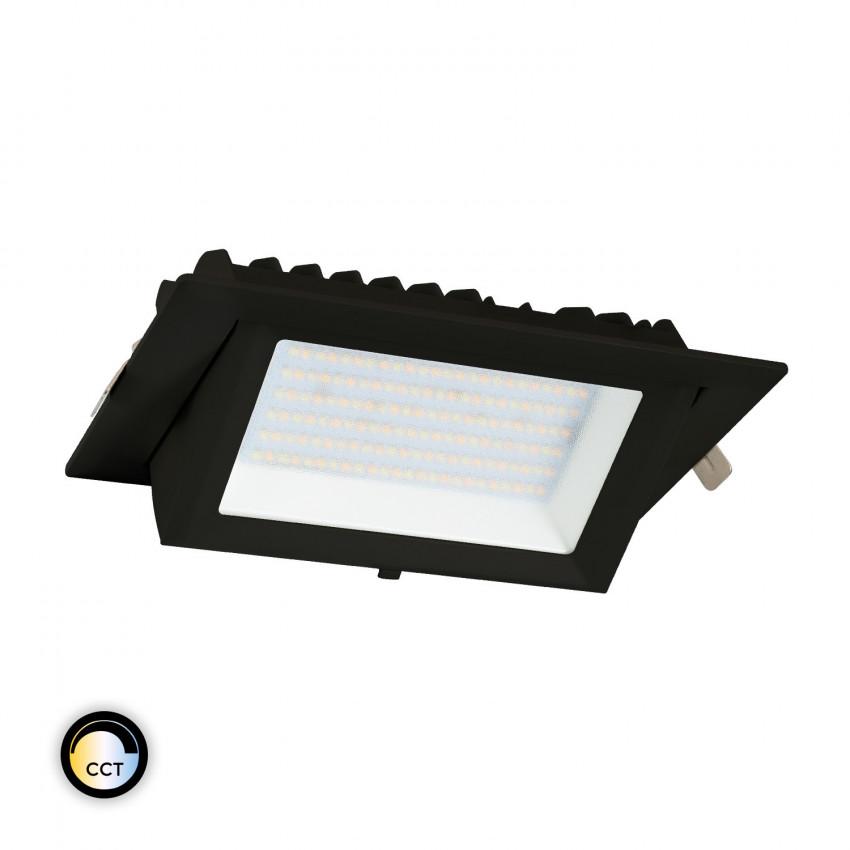 Projecteur LED SAMSUNG 130lm/W Orientable Rectangulaire 60W Noir CCT LIFUD