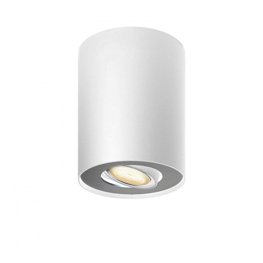Plafonnier LED CCT White Ambiance Pillar 5W PHILIPS Hue