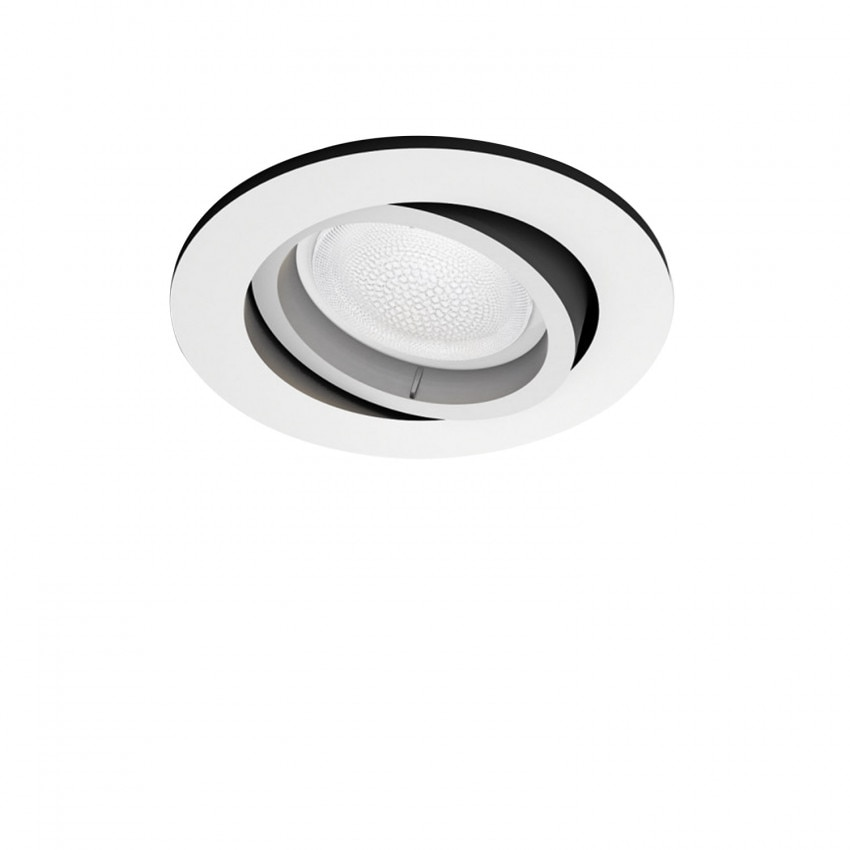 Downlight PHILIPS Centura Regulable Hue WCA GU10 6W