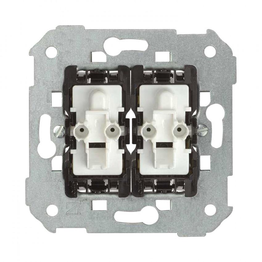 Interrupteur Double Va et Vient Simon 82 7502251