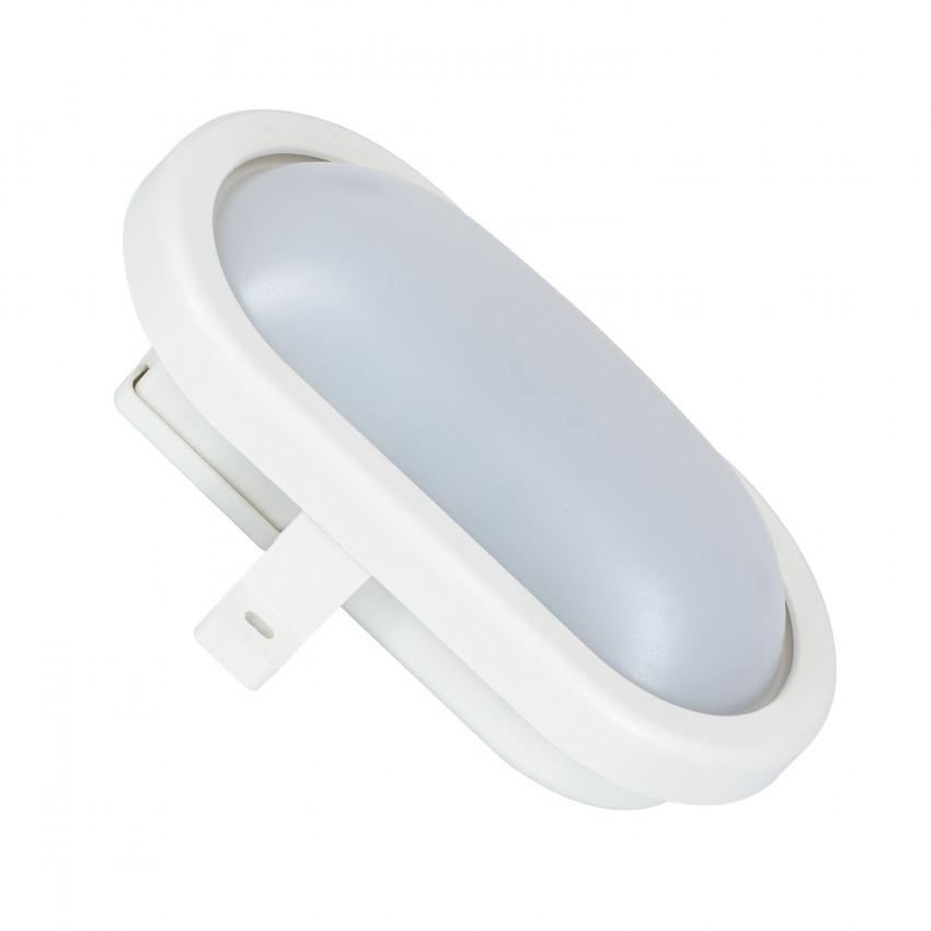 Plafonnier LED Ovale New Hublot 12W White